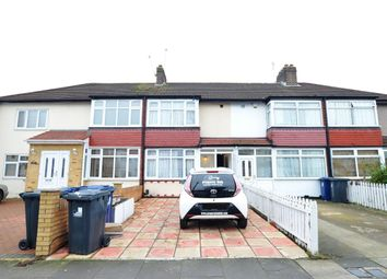 Thumbnail 2 bedroom terraced house to rent in Perimeade Road, Perivale, Greenford