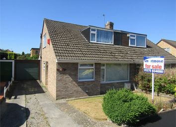 Thumbnail 4 bed semi-detached house for sale in Long Eaton Drive, Hengrove, Bristol