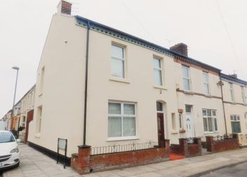 Thumbnail 3 bed terraced house to rent in Castlewood Road, Anfield, Liverpool