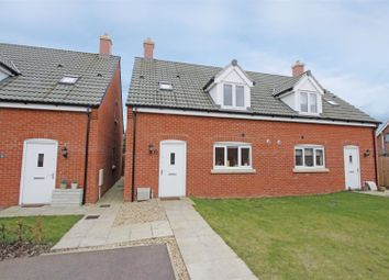 Thumbnail 3 bedroom property for sale in Pulford Close, Thurlby, Bourne
