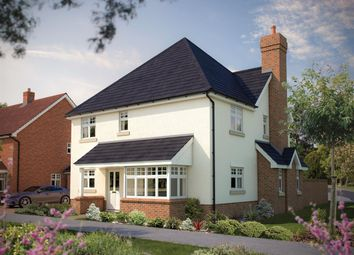 Thumbnail 4 bed detached house for sale in Burfield Grange, Hellingly, Hailsham