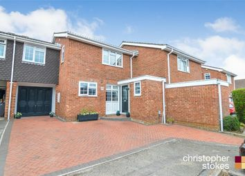 Thumbnail 4 bed terraced house for sale in Springwood, Cheshunt, Cheshunt, Hertfordshire