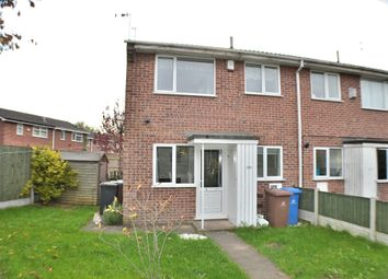 Thumbnail 1 bed semi-detached house for sale in Mondello Drive, Alvaston, Derby