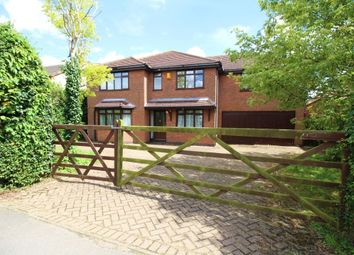 Thumbnail 5 bed detached house for sale in Hinckley Road, Dadlington, Nuneaton