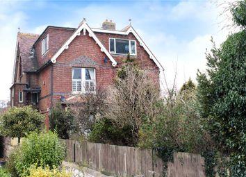 Thumbnail 3 bed flat for sale in Granville Road, Littlehampton