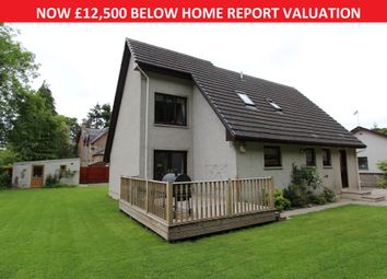 Thumbnail 5 bed detached house for sale in Drummond Crescent, Inverness