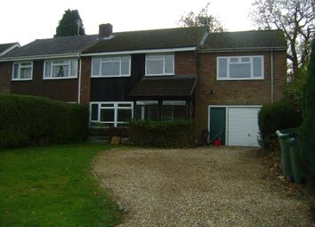 Thumbnail 3 bed semi-detached house to rent in Meadow Close, Liphook