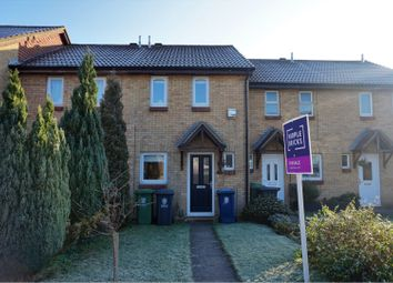 Thumbnail 2 bed terraced house for sale in Stonefield, Bar Hill, Cambridge