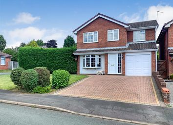 4 bed detached house for sale in Darsham Gardens, Westbury Park, Newcastle Under Lyme ST5