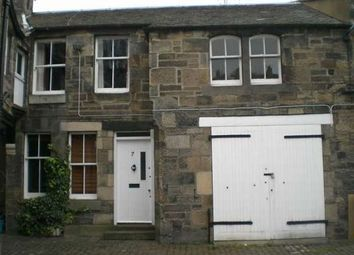 Thumbnail 2 bed end terrace house to rent in Rosebery Crescent Lane, West End, Edinburgh