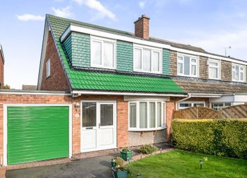 Thumbnail 3 bed semi-detached house for sale in All Saints Way, Aston, Sheffield