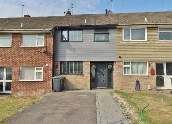 Thumbnail Terraced house for sale in Hillmead Gardens, Bedhampton, Havant