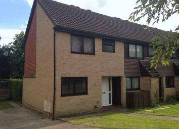 Thumbnail 2 bed property to rent in Garton Close, Ifield, Crawley