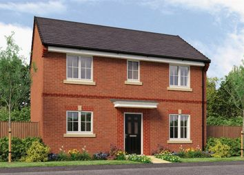 "Thumbnail 3 bedroom detached house for sale in ""The Darwin"" at Backworth, Newcastle Upon Tyne"