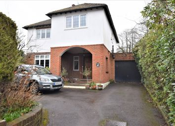 Thumbnail 4 bed detached house for sale in Pierrefondes Avenue, Farnborough