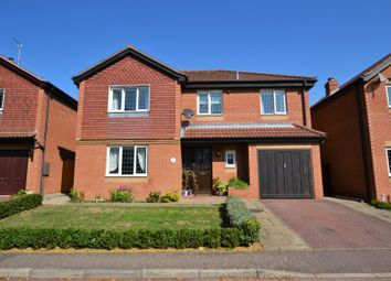 Thumbnail 4 bed detached house for sale in The Lawn, Fakenham