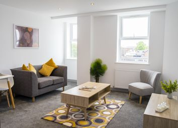 Thumbnail 1 bedroom flat for sale in Tivoli House, City Centre, Hull