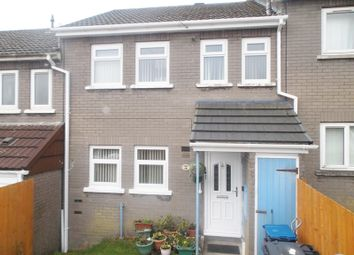 Thumbnail 2 bed terraced house for sale in Edwards Court, Ebbw Vale