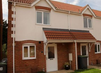 Thumbnail 2 bed end terrace house to rent in Lindum Mews, North Hykeham, Lincoln