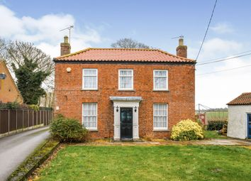 Thumbnail 3 bed detached house for sale in Wainfleet Bank, Wainfleet, Skegness