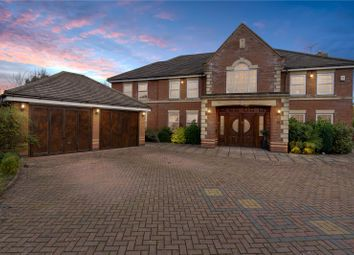 Chestnut Drive, Stretton Hall, Oadby, Leicester LE2. 6 bed detached house for sale