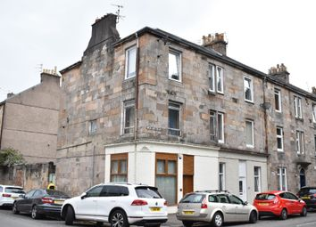 Thumbnail 3 bed flat for sale in Victoria Street, Dumbarton, West Dunbartonshire