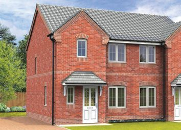 Thumbnail 3 bed semi-detached house for sale in Hasland Green, Storforth Lane, Chesterfield