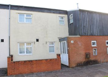 Thumbnail 3 bed terraced house for sale in Shackleton Close, St. Athan, Barry