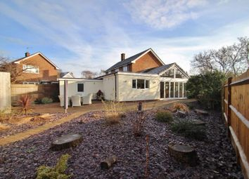 Thumbnail 4 bed detached house for sale in Westfield Close, Five Ashes, Mayfield