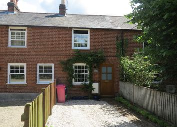 Thumbnail 2 bed terraced house to rent in Barracks Lane, Spencers Wood, Reading