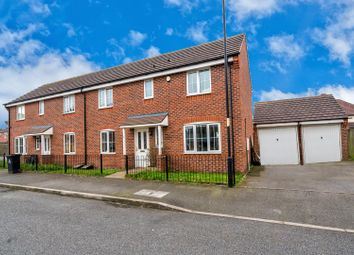 Thumbnail 3 bedroom semi-detached house for sale in Brundard Close, Bloxwich, Walsall