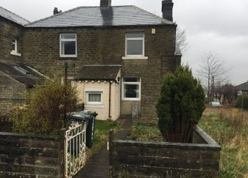 Thumbnail 2 bedroom semi-detached house to rent in Intake, Golcar, Huddersfield