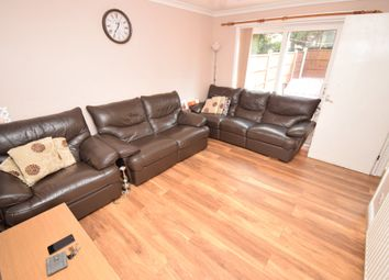 Thumbnail 2 bedroom terraced house for sale in Allinson Close, Humberstone, Leicester