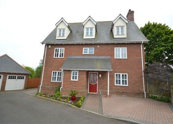 Thumbnail 4 bed detached house for sale in Ely Gardens, Colchester, Essex