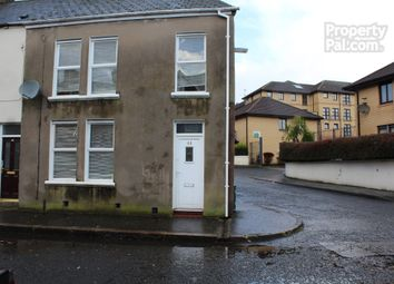 Thumbnail 2 bed end terrace house for sale in Glenbank Place, Belfast