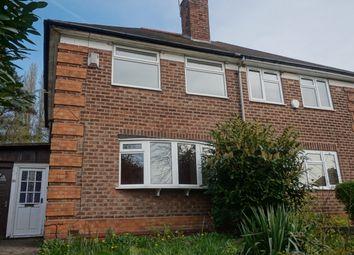 Thumbnail 3 bed semi-detached house for sale in Turfpits Lane, Erdington, Birmingham
