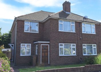Thumbnail 2 bed maisonette for sale in Silverdale Close, Cheam, Sutton