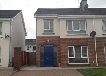 Thumbnail 3 bed semi-detached house for sale in 37 Lenabeg, Ennis, Co.Clare