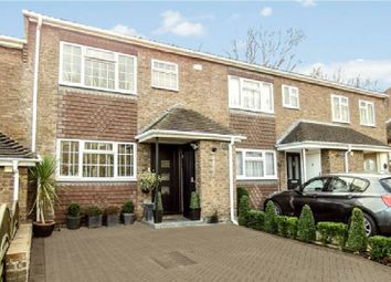 Thumbnail 3 bed terraced house for sale in Nottingham Close, St. Johns, Woking