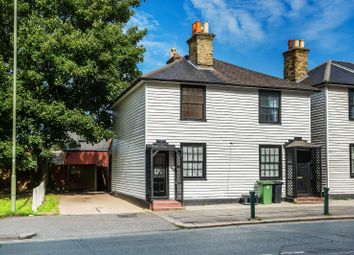 2 bed semi-detached house for sale in East Street, Epsom, Surrey KT17