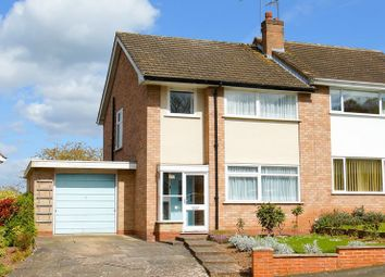 Thumbnail 3 bed semi-detached house for sale in Vicarage Crescent, Redditch, Worcestershire