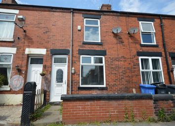 Thumbnail 2 bed terraced house to rent in Elizabeth Street, Swinton, Manchester