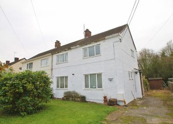 Thumbnail 3 bedroom semi-detached house for sale in The Close, Stadhampton, Oxford