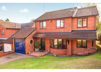 Thumbnail 5 bed detached house for sale in March Grove, Bewdley
