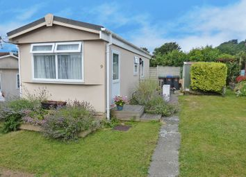 Thumbnail 1 bed detached bungalow for sale in Spire View Park, Salisbury