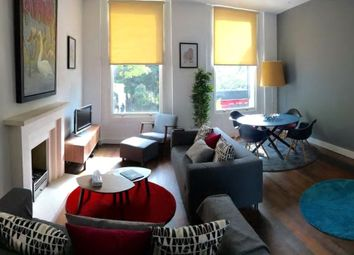 Thumbnail 3 bedroom property to rent in Clanricarde Gardens, London