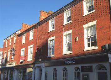 Thumbnail 2 bedroom flat to rent in High Street, Stony Stratford, Milton Keynes