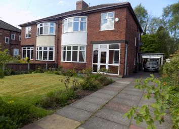 Thumbnail 3 bed semi-detached house to rent in Lumber Lane, Worsley