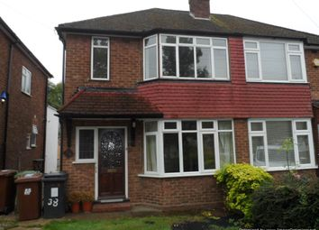 Thumbnail 2 bed semi-detached house for sale in Oulton Crescent, Potters Bar