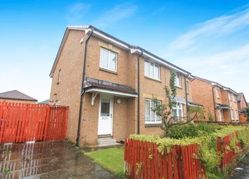 Thumbnail 3 bedroom semi-detached house for sale in Barochan Road, Pollok, Glasgow